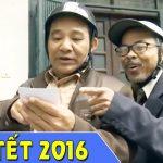 """Tiểu phẩm hài tết 2016 """"Thông gia đón Tết"""""""